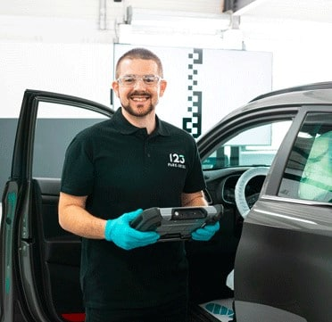 calibrage de système d'aide à la conduite de voiture : caméra ADAS