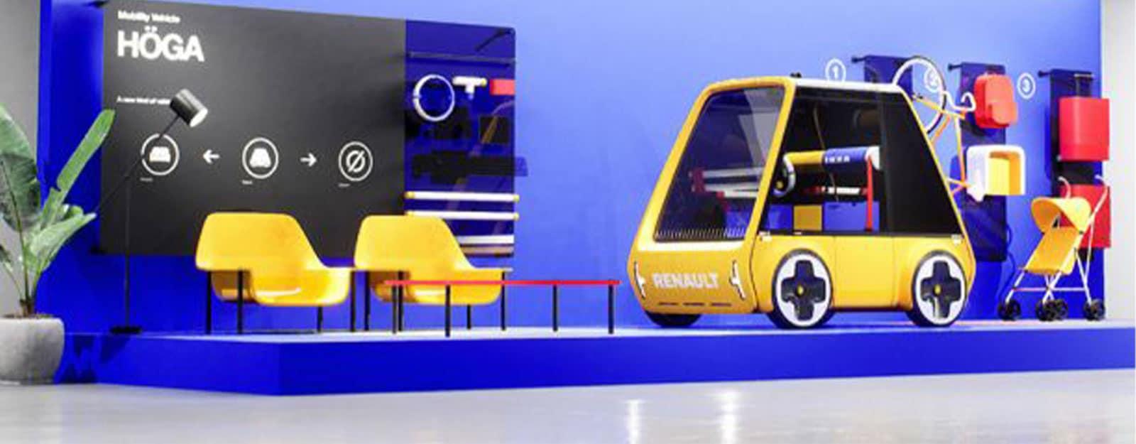 IKEA : le concept d'une voiture électrique en kit est totalement inventé !