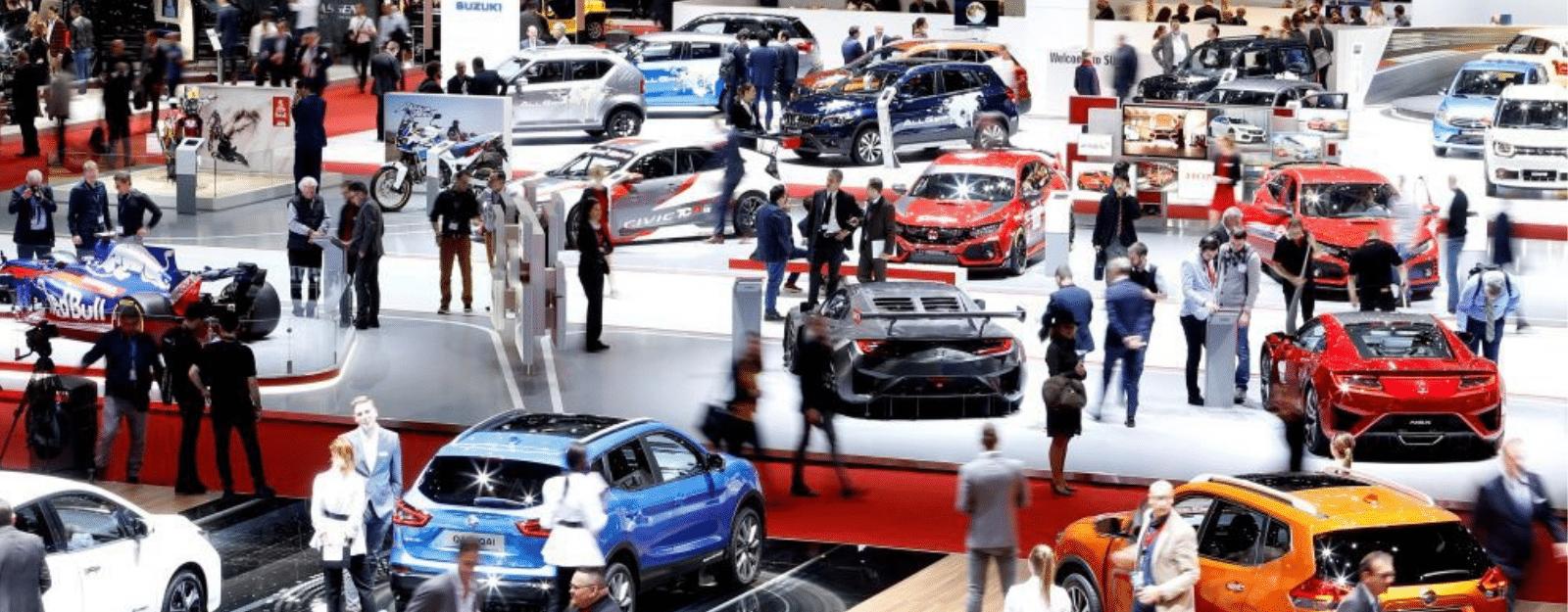 Salon auto 2021 – 2022 : les événements majeurs en France.
