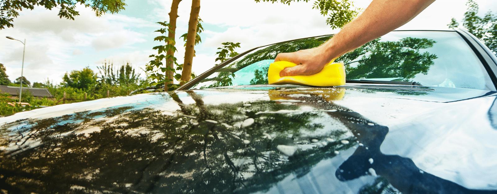Comment laver sa voiture sans nuire à l'environnement.